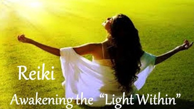 Learn Reiki, Heal Others