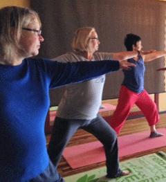 YANG and YIN Yoga